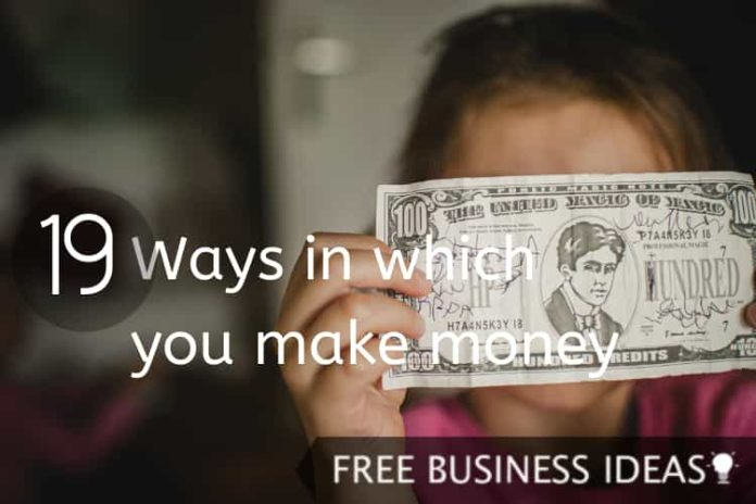 how to make money as a 13 year old