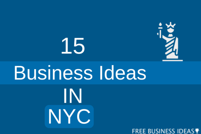 15 business ideas in new york