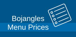 bojangles menu prices
