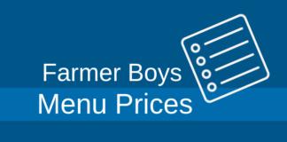 farmer boys menu