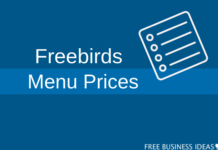 freebirds menu prices