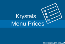 krystal menu prices