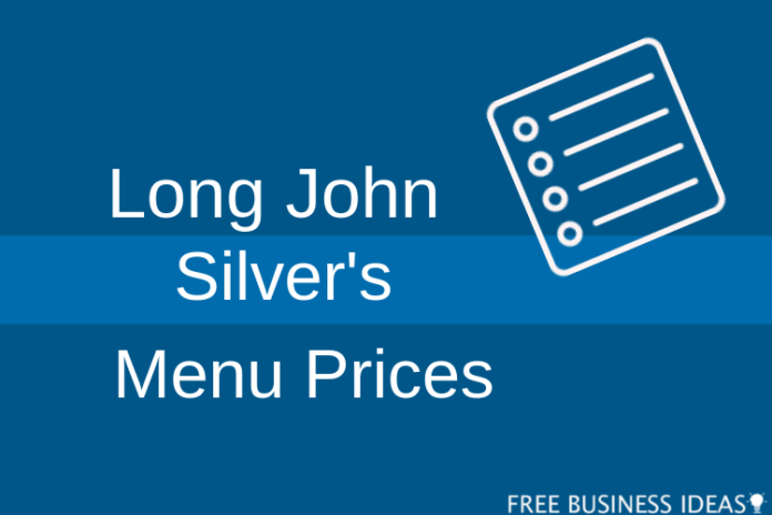 long john silvers menu prices