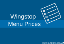 wingstop menu prices