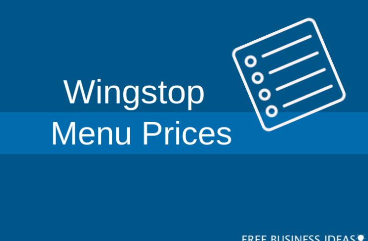 wingstop menu prices
