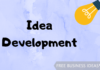 Idea Development