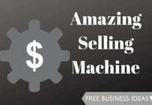 amazing selling machine