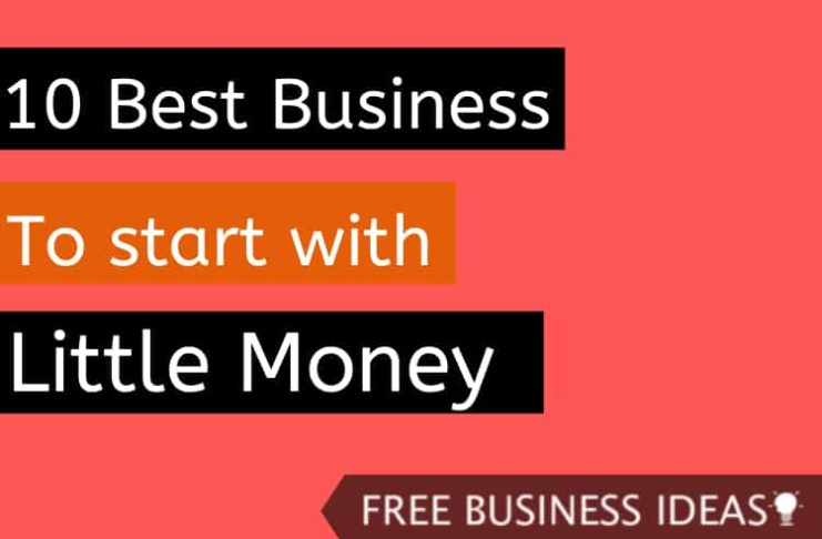 best business to start with little money